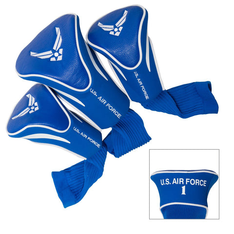 Air Force Falcons 3 Pack Contour Head Covers