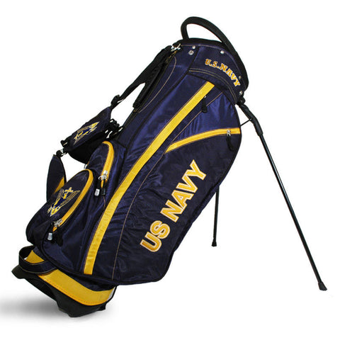 Navy Midshipman Fairway Golf Stand Bag
