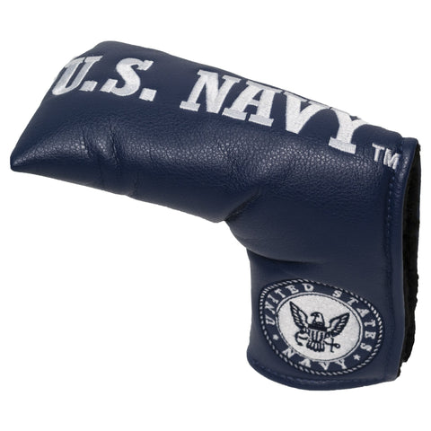 Navy Midshipman Vintage Blade Putter Cover