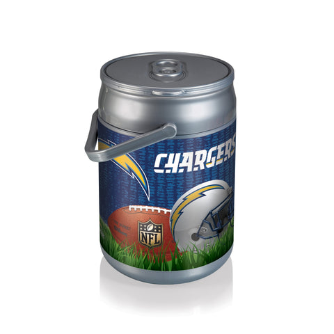 Los Angeles Chargers Can Cooler in Football Design