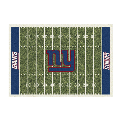 New York Giants 6X8 Homefield Rug