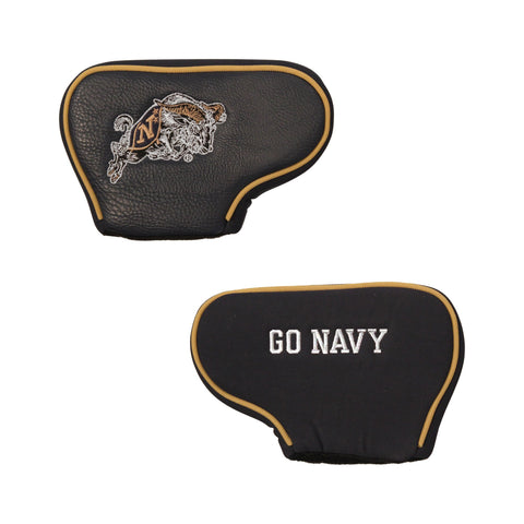 Navy Midshipman Golf Blade Putter Cover