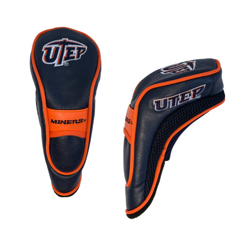 Texas El Paso Miners Hybrid Head Cover
