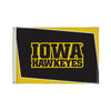 Iowa Hawkeyes 2' X 3' Flag 002