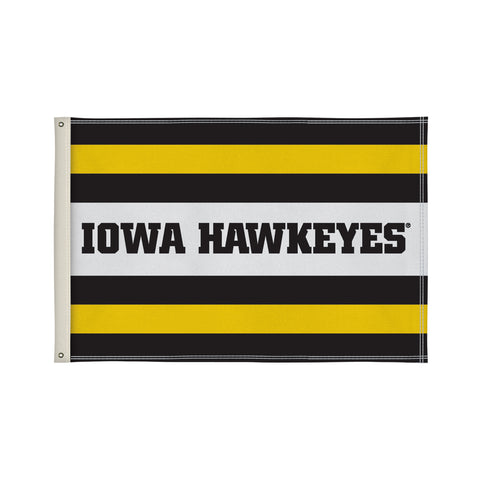 Iowa Hawkeyes 2' X 3' Flag 003