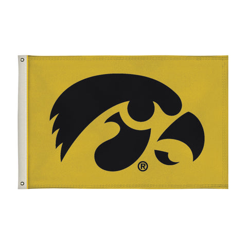 Iowa Hawkeyes 2' X 3' Flag 004