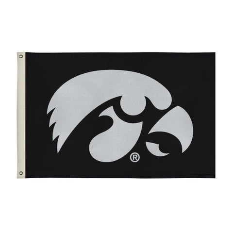 Iowa Hawkeyes 2' X 3' Flag 005