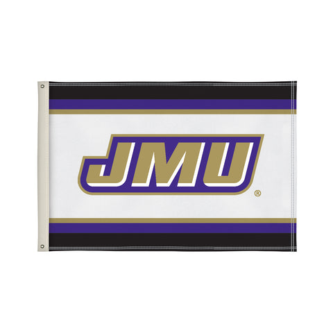 James Madison Dukes 2' X 3' Flag 002