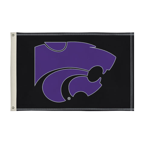 Kansas State Wildcats 2' X 3' Flag 001