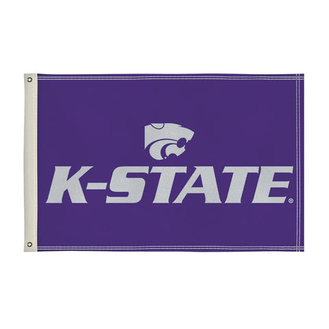 Kansas State Wildcats 2' X 3' Flag 003