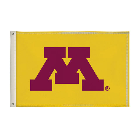 Minnesota Golden Gophers 2' X 3' Flag 004