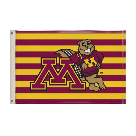 Minnesota Golden Gophers 2' X 3' Flag 006