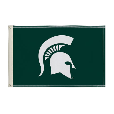 Michigan State Spartans 2' X 3' Flag 001