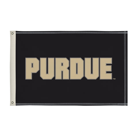 Purdue Biolermakers 2' X 3' Flag 003