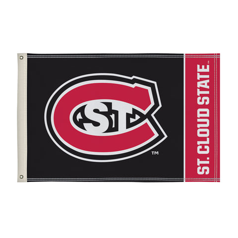 St. Cloud State Huskies 2' X 3' Flag 003