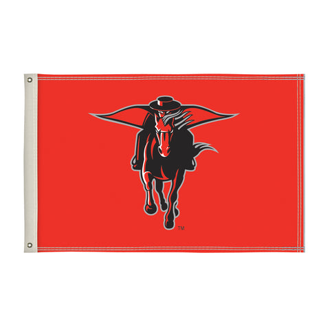 Texas Tech Red Raiders 2' x 3' Flag 001