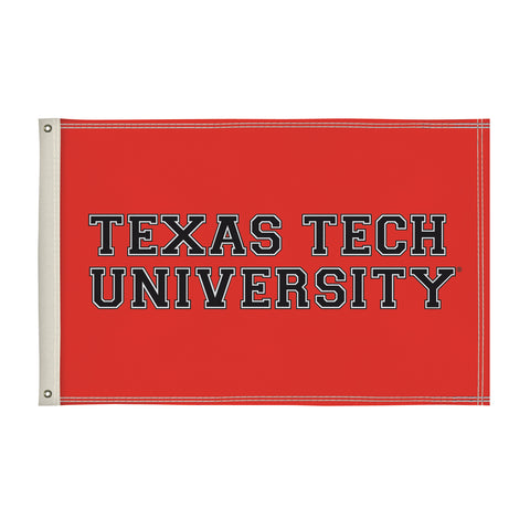 Texas Tech Red Raiders 2' x 3' Flag 003