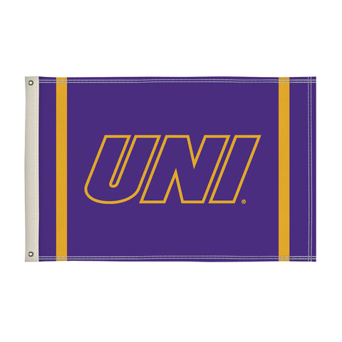 Northern Iowa Panthers 2' X 3' Flag 002