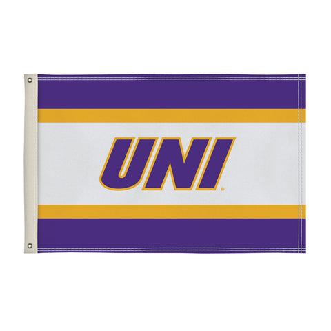 Northern Iowa Panthers 2' X 3' Flag 003