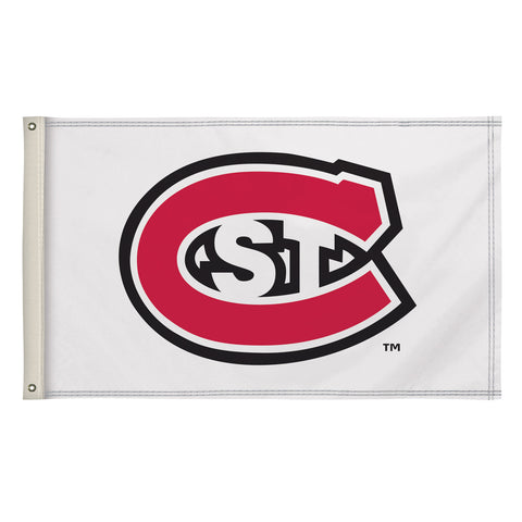St. Cloud State Huskies 3' X 5' Flag 002