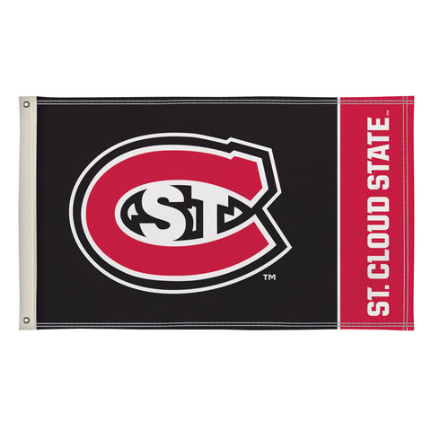 St. Cloud State Huskies 3' X 5' Flag 003