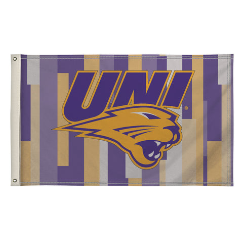 Northern Iowa Panthers 3' X 5' Flag 001