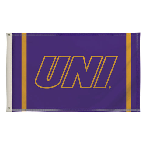 Northern Iowa Panthers 3' X 5' Flag 002