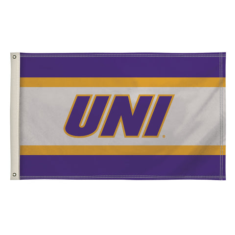 Northern Iowa Panthers 3' X 5' Flag 003