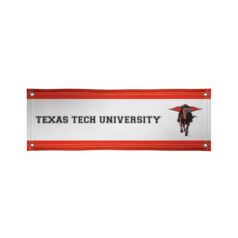 Texas Tech Red Raiders 2' X 6' Vinyl Banner 001