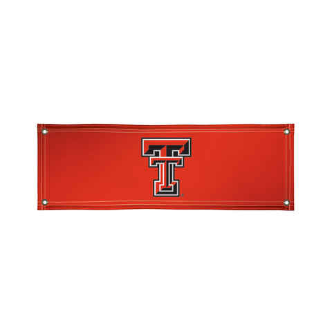 Texas Tech Red Raiders 2' X 6' Vinyl Banner 002