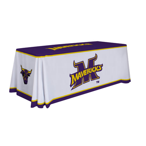 Minnesota State Mavericks 6' Table Throw 001