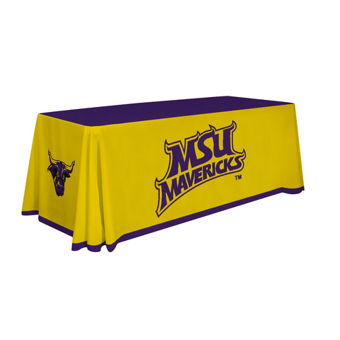 Minnesota State Mavericks 6' Table Throw 003