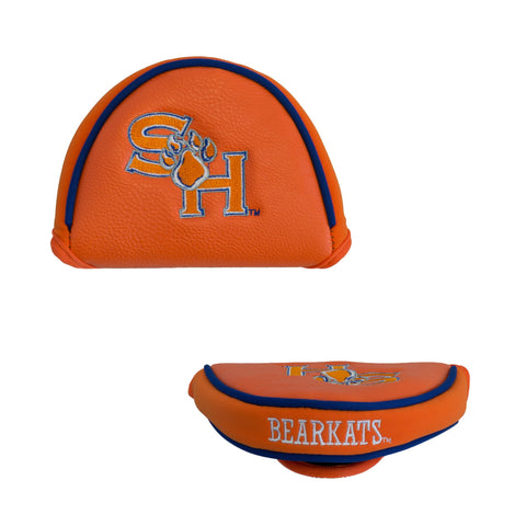 Sam Houston State Bearkats Golf Mallet Putter Cover