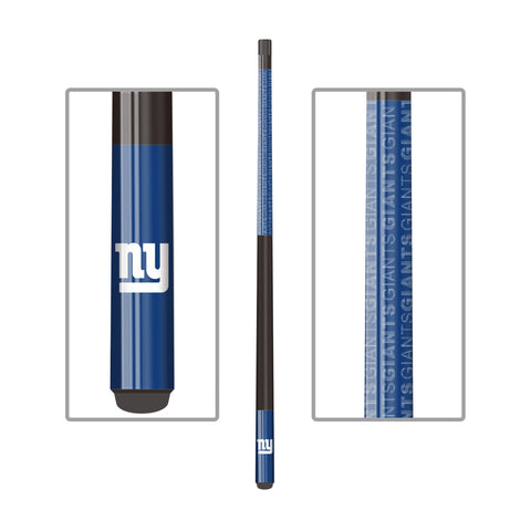 New York Giants Billiard Cue Stick