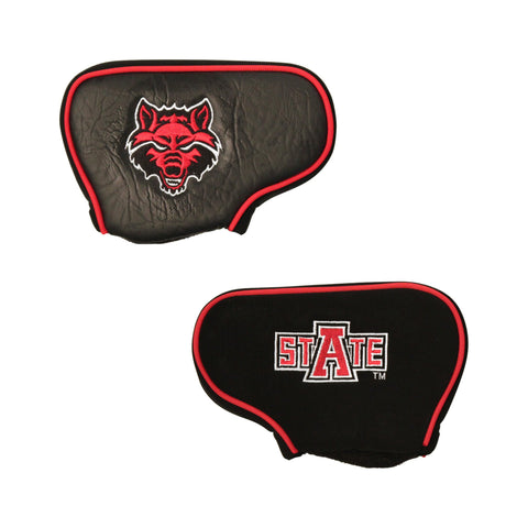 Arkansas State Red Wolves Golf Blade Putter Cover