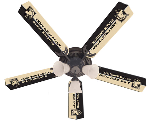 "Army Black Knights 52"" Ceiling Fan"