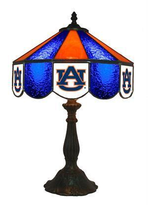 Auburn Tigers AU Table Lamp 21 in High