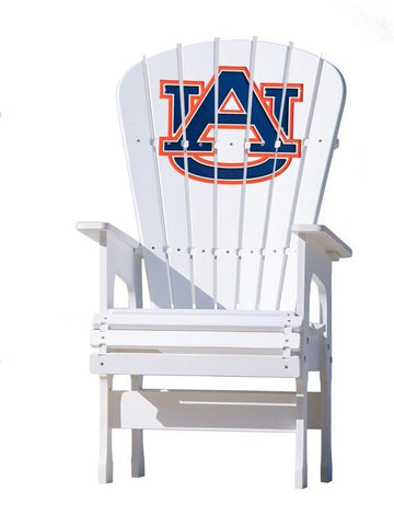 Auburn Tigers High Back Chair