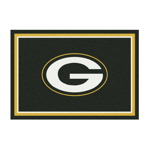 Green Bay Packers 8X11 Spirit Rug