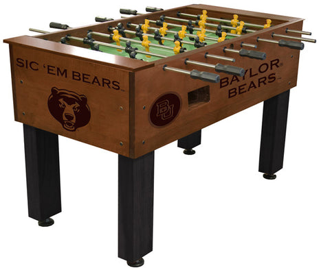Baylor Bears Foosball Table