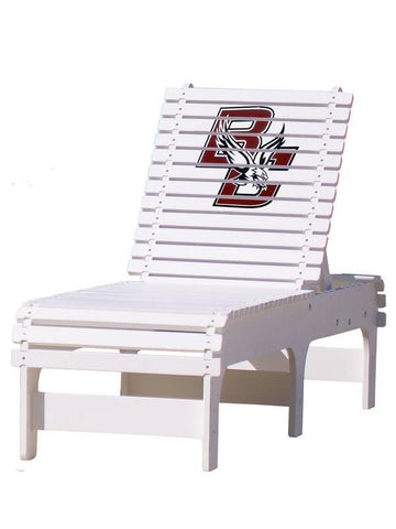 Boston College Eagles Chaise Lounge