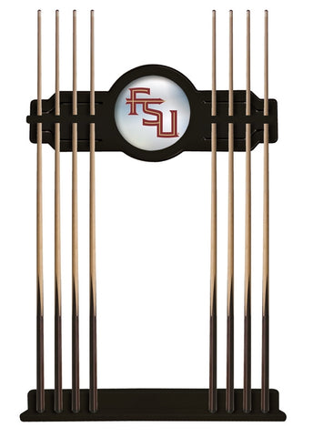 Florida State Seminoles Cue Rack in Black