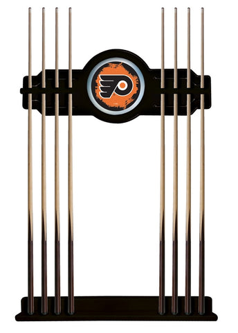 Philadelphia Flyers Cue Rack in Black