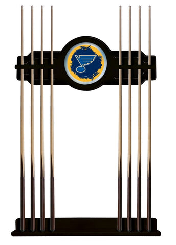 St Louis Blues Cue Rack in Black