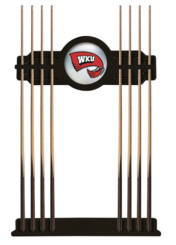 Western Kentucky Cue Rack in Black