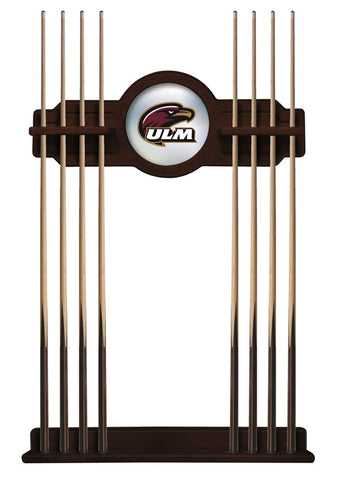 Louisiana Monroe Cue Rack in English Tudor