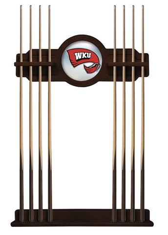 Western Kentucky Cue Rack in English Tudor