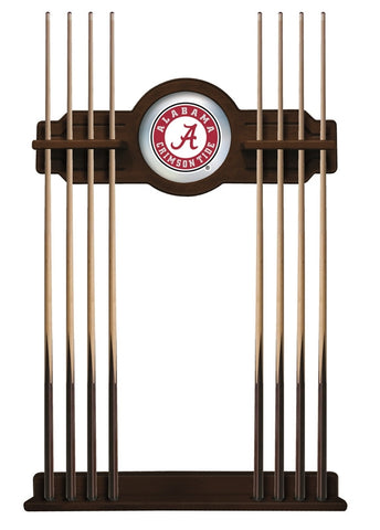 "Alabama Crimson Tide ""A"" Cue Rack in Navajo"