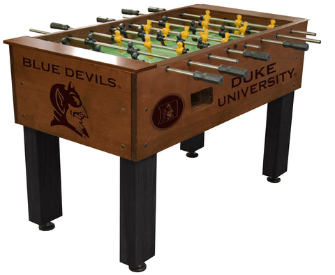 Duke Blue Devils Foosball Table