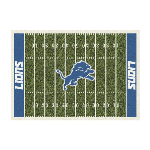 Detroit Lions 8X11 Homefield Rug